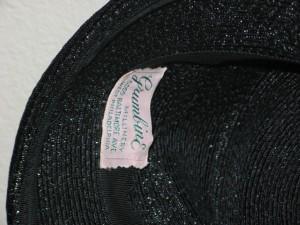 interior of black hat